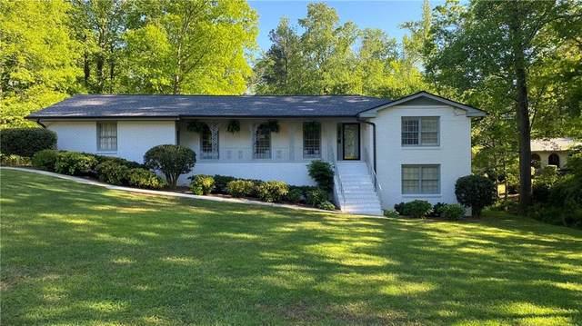 406 Lynhurst Road SE, Smyrna, GA 30082 (MLS #6841020) :: North Atlanta Home Team