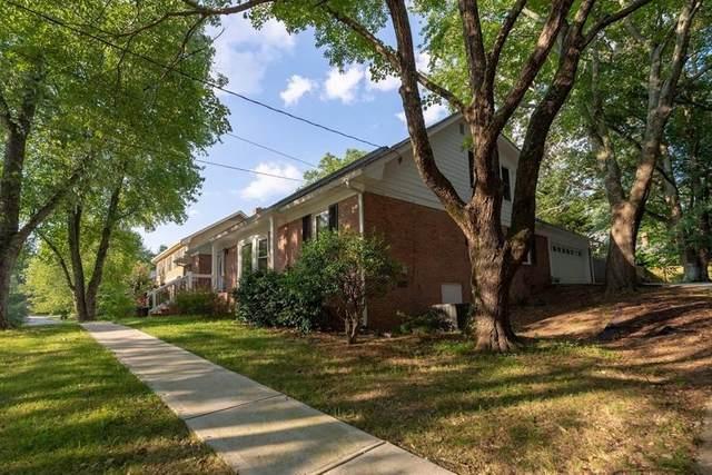 5123 Lakesprings Drive, Dunwoody, GA 30338 (MLS #6841043) :: The Kroupa Team | Berkshire Hathaway HomeServices Georgia Properties