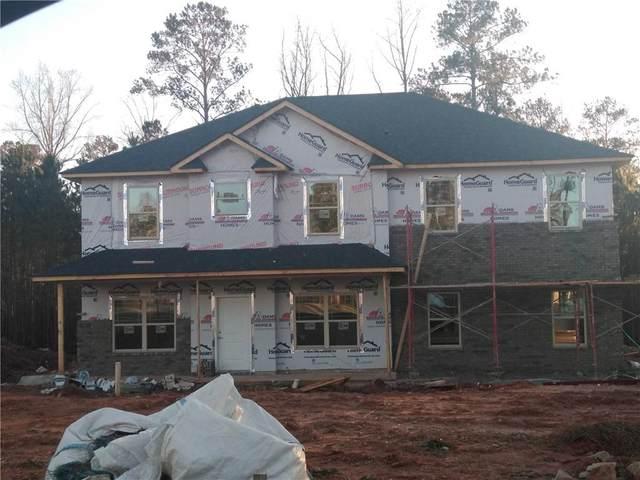 1813 Abbey Rd Road, Griffin, GA 30223 (MLS #6841062) :: North Atlanta Home Team