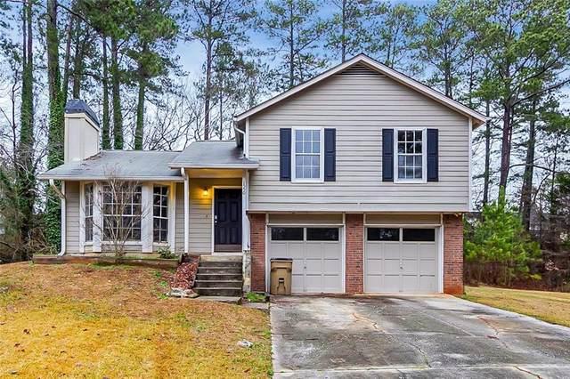 1550 Pin Oak Lane SE, Conyers, GA 30094 (MLS #6841118) :: Path & Post Real Estate