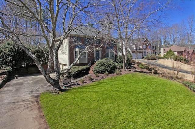 815 Deep Lake Drive NW, Kennesaw, GA 30144 (MLS #6841131) :: Path & Post Real Estate