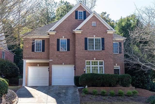3560 Highgrove Way NE, Brookhaven, GA 30319 (MLS #6841156) :: North Atlanta Home Team