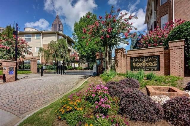 200 Renaissance Parkway NE #101, Atlanta, GA 30308 (MLS #6841167) :: Path & Post Real Estate