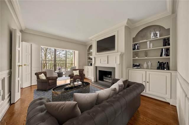 2771 Peachtree Road NE #6, Atlanta, GA 30305 (MLS #6841172) :: Path & Post Real Estate