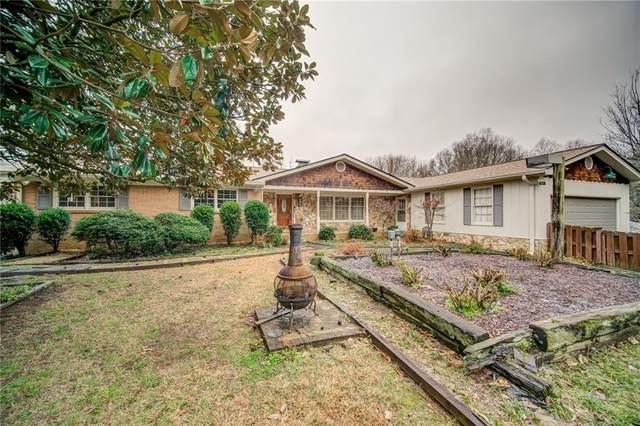 2187 Mcduffie Road, Austell, GA 30106 (MLS #6841191) :: Tonda Booker Real Estate Sales