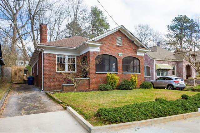 964 Woodland Avenue SE, Atlanta, GA 30316 (MLS #6841236) :: Thomas Ramon Realty