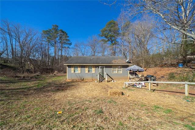 141 Canton Street, Canton, GA 30114 (MLS #6841249) :: Dillard and Company Realty Group