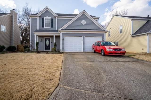 1315 Lyndhurst Way, Roswell, GA 30075 (MLS #6841255) :: North Atlanta Home Team