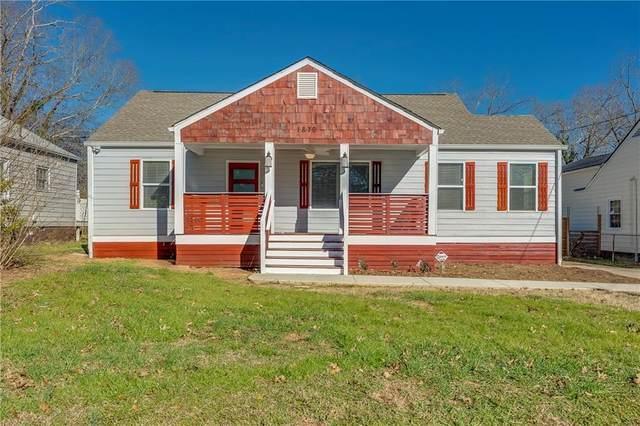 1870 Sylvan Ridge Drive SW, Atlanta, GA 30310 (MLS #6841275) :: Path & Post Real Estate