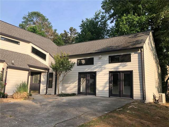 2194 Oakrill Court, Marietta, GA 30062 (MLS #6841277) :: Path & Post Real Estate