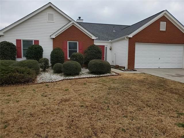 506 Springmoor Court, Loganville, GA 30052 (MLS #6841306) :: North Atlanta Home Team
