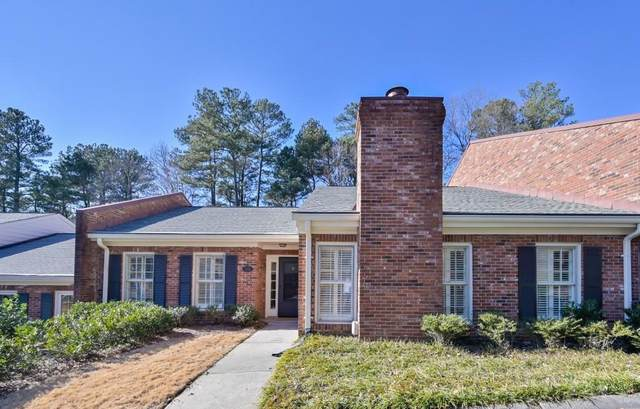 506 The North Chace NE, Sandy Springs, GA 30328 (MLS #6841312) :: The Butler/Swayne Team