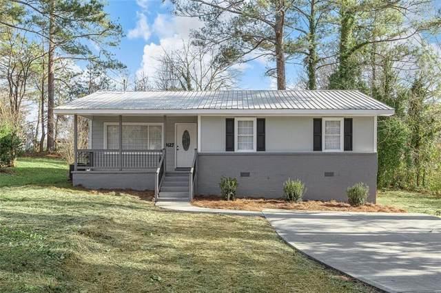 8127 Kirk Street SW, Covington, GA 30014 (MLS #6841314) :: North Atlanta Home Team