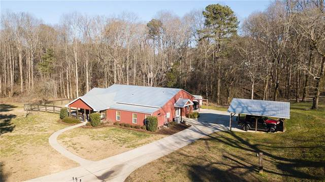 122 Paddock Place, Dawsonville, GA 30534 (MLS #6841319) :: The Realty Queen & Team