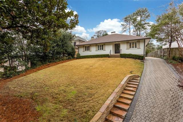 130 E Wesley Road NE, Atlanta, GA 30305 (MLS #6841326) :: The Cowan Connection Team