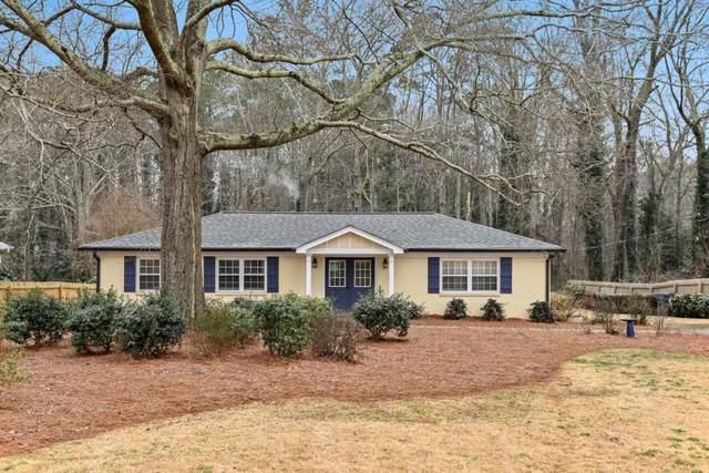 2001 E Lake Drive, Marietta, GA 30066 (MLS #6841327) :: North Atlanta Home Team