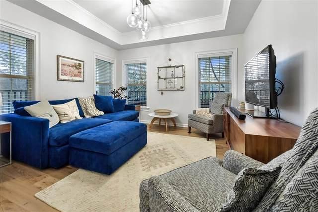 3275 Lenox Road NE #101, Atlanta, GA 30324 (MLS #6841333) :: Path & Post Real Estate