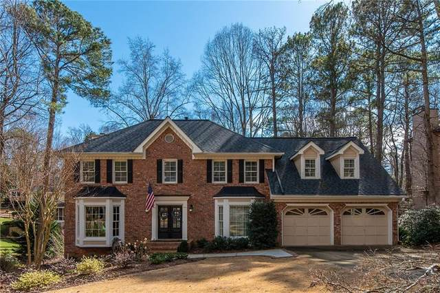 1503 Camp Point Court NE, Roswell, GA 30075 (MLS #6841344) :: Path & Post Real Estate