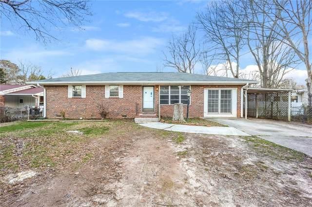 240 Lake Jodeco Road, Jonesboro, GA 30236 (MLS #6841370) :: North Atlanta Home Team