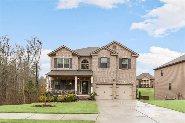 4820 Mossbrook Circle, Alpharetta, GA 30004 (MLS #6841384) :: North Atlanta Home Team