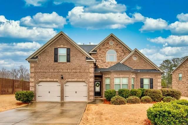 2019 Trinity Mill Drive, Dacula, GA 30019 (MLS #6841386) :: North Atlanta Home Team