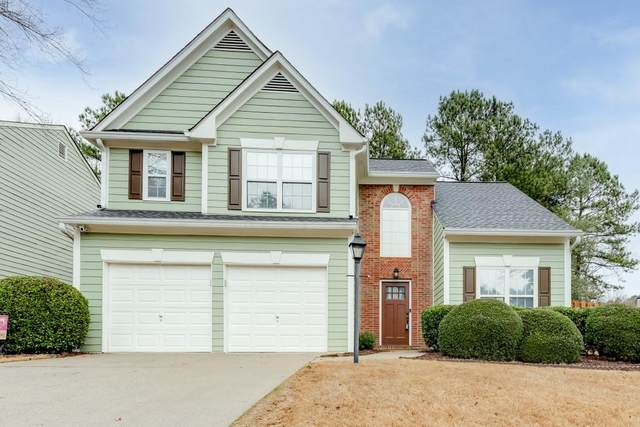 1710 Chardin Way, Marietta, GA 30062 (MLS #6841425) :: North Atlanta Home Team