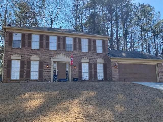 800 Cranberry Trail, Roswell, GA 30076 (MLS #6841476) :: Scott Fine Homes at Keller Williams First Atlanta