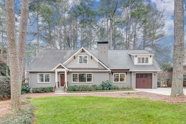 2755 Fairoaks Road, Decatur, GA 30033 (MLS #6841520) :: The Zac Team @ RE/MAX Metro Atlanta