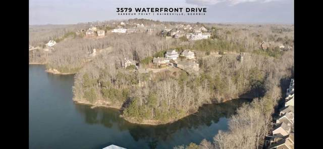 3579 Water Front Drive, Gainesville, GA 30506 (MLS #6841532) :: Path & Post Real Estate