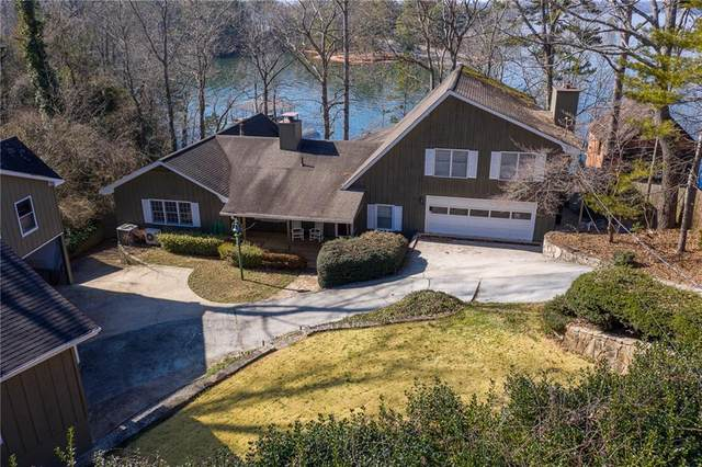 6141 North Point Drive, Flowery Branch, GA 30542 (MLS #6841536) :: The Butler/Swayne Team