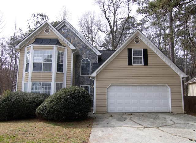 1629 Cumberland Club Road SW, Marietta, GA 30008 (MLS #6841538) :: Tonda Booker Real Estate Sales