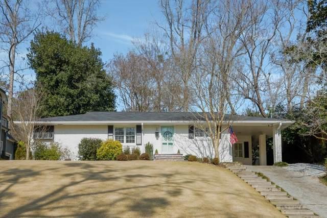 376 Valley Brook Drive, Atlanta, GA 30342 (MLS #6841570) :: RE/MAX Prestige