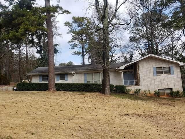 3412 Stardust Circle, Decatur, GA 30034 (MLS #6841574) :: Tonda Booker Real Estate Sales