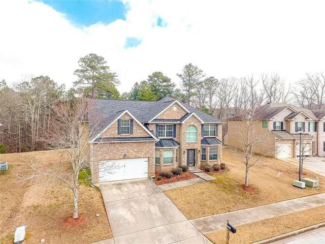 3968 Busby Mill Court, Ellenwood, GA 30294 (MLS #6841621) :: North Atlanta Home Team