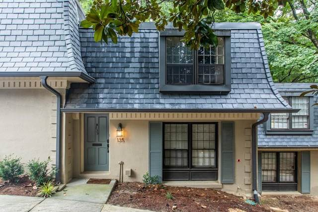 135 Woodmere Square NW, Atlanta, GA 30327 (MLS #6841655) :: The Cowan Connection Team