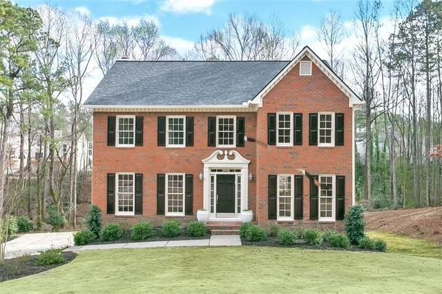 3515 Legacy Trace, Alpharetta, GA 30022 (MLS #6841694) :: The Realty Queen & Team
