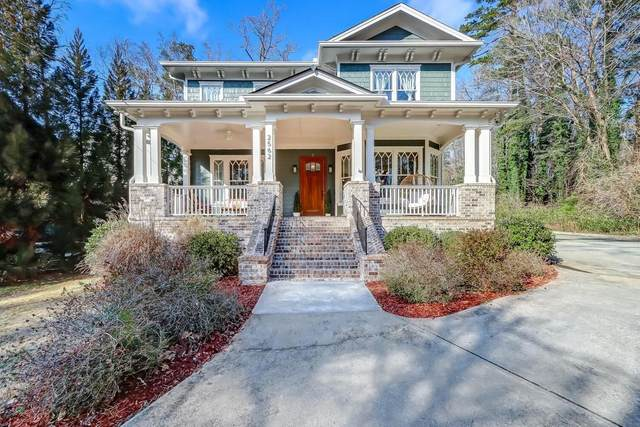 2562 Midway Road, Decatur, GA 30030 (MLS #6841707) :: Path & Post Real Estate