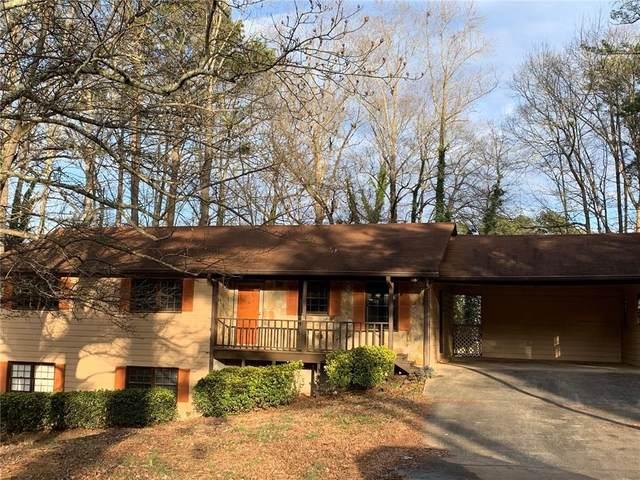 8816 Vansant Street, Douglasville, GA 30134 (MLS #6841713) :: North Atlanta Home Team