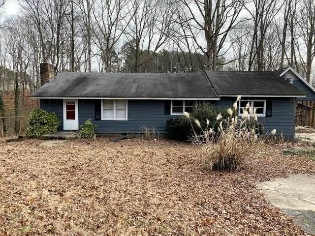 145 Clark Drive, Alpharetta, GA 30004 (MLS #6841718) :: North Atlanta Home Team