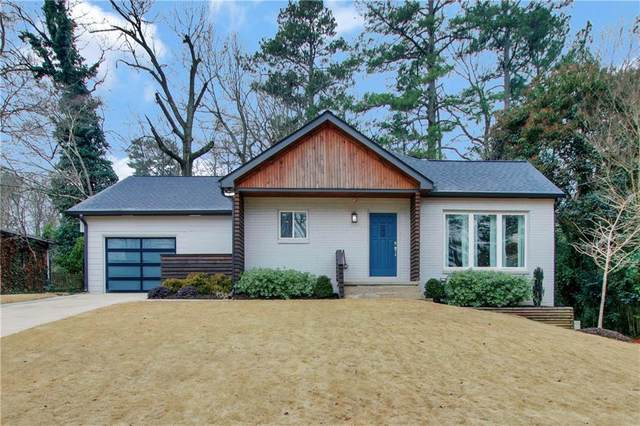 3826 Greenhill Drive, Chamblee, GA 30341 (MLS #6841778) :: North Atlanta Home Team