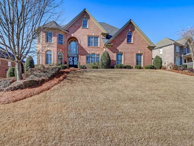 2541 Floral Valley Drive, Dacula, GA 30019 (MLS #6841780) :: North Atlanta Home Team