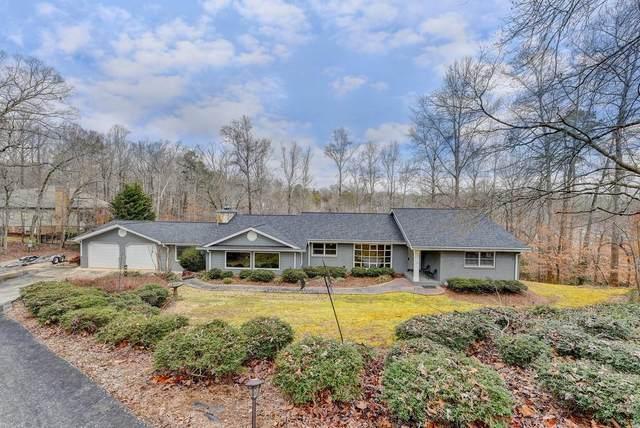 2411 Hawthorne Lane, Gainesville, GA 30506 (MLS #6841807) :: Path & Post Real Estate