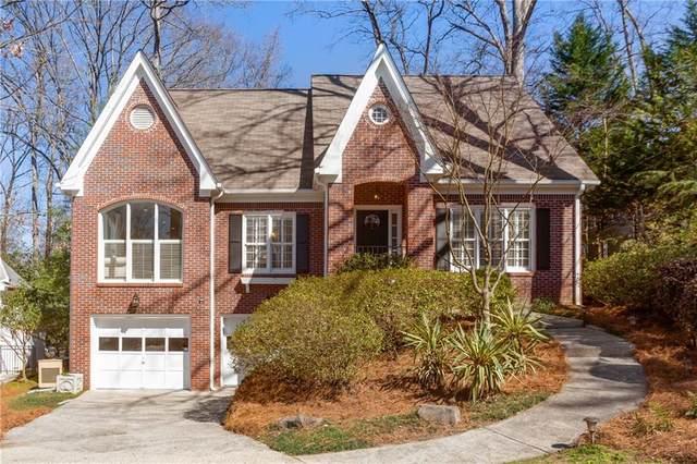 1833 N Rock Springs Road NE, Atlanta, GA 30324 (MLS #6841814) :: Thomas Ramon Realty