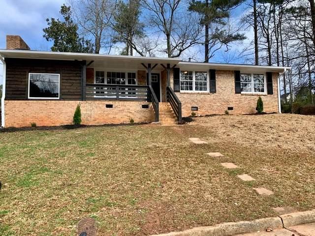 886 Sheppard Way, Stone Mountain, GA 30083 (MLS #6841830) :: North Atlanta Home Team