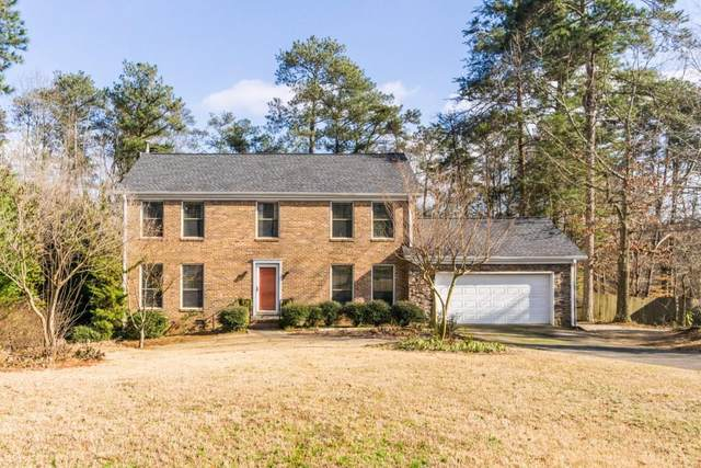 950 Woodmont Drive, Marietta, GA 30062 (MLS #6841904) :: Path & Post Real Estate