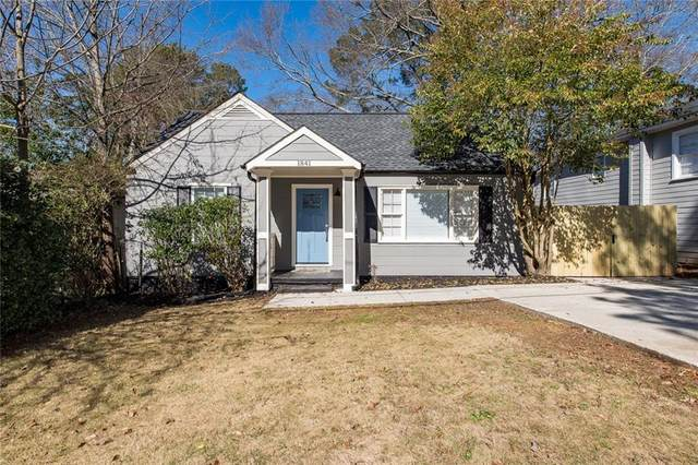 1841 Dorsey Avenue, East Point, GA 30344 (MLS #6841914) :: North Atlanta Home Team