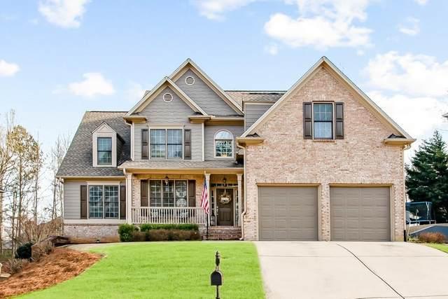 74 Dorchester Way, Villa Rica, GA 30180 (MLS #6841918) :: Scott Fine Homes at Keller Williams First Atlanta