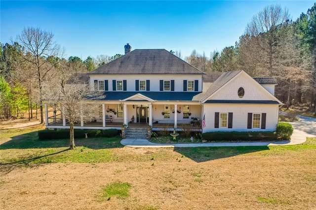 203 Shelby Lane, Fayetteville, GA 30215 (MLS #6841933) :: 515 Life Real Estate Company