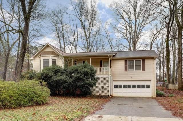 531 Gregory Manor Drive SW, Smyrna, GA 30082 (MLS #6841951) :: Path & Post Real Estate