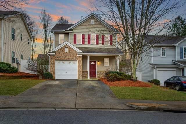 309 Kaley Drive, Canton, GA 30114 (MLS #6841956) :: North Atlanta Home Team